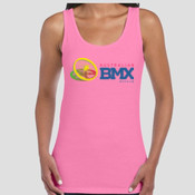 Womens Coloured Singlet